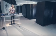 Recording Sounds From IBM Data Center To Make Music