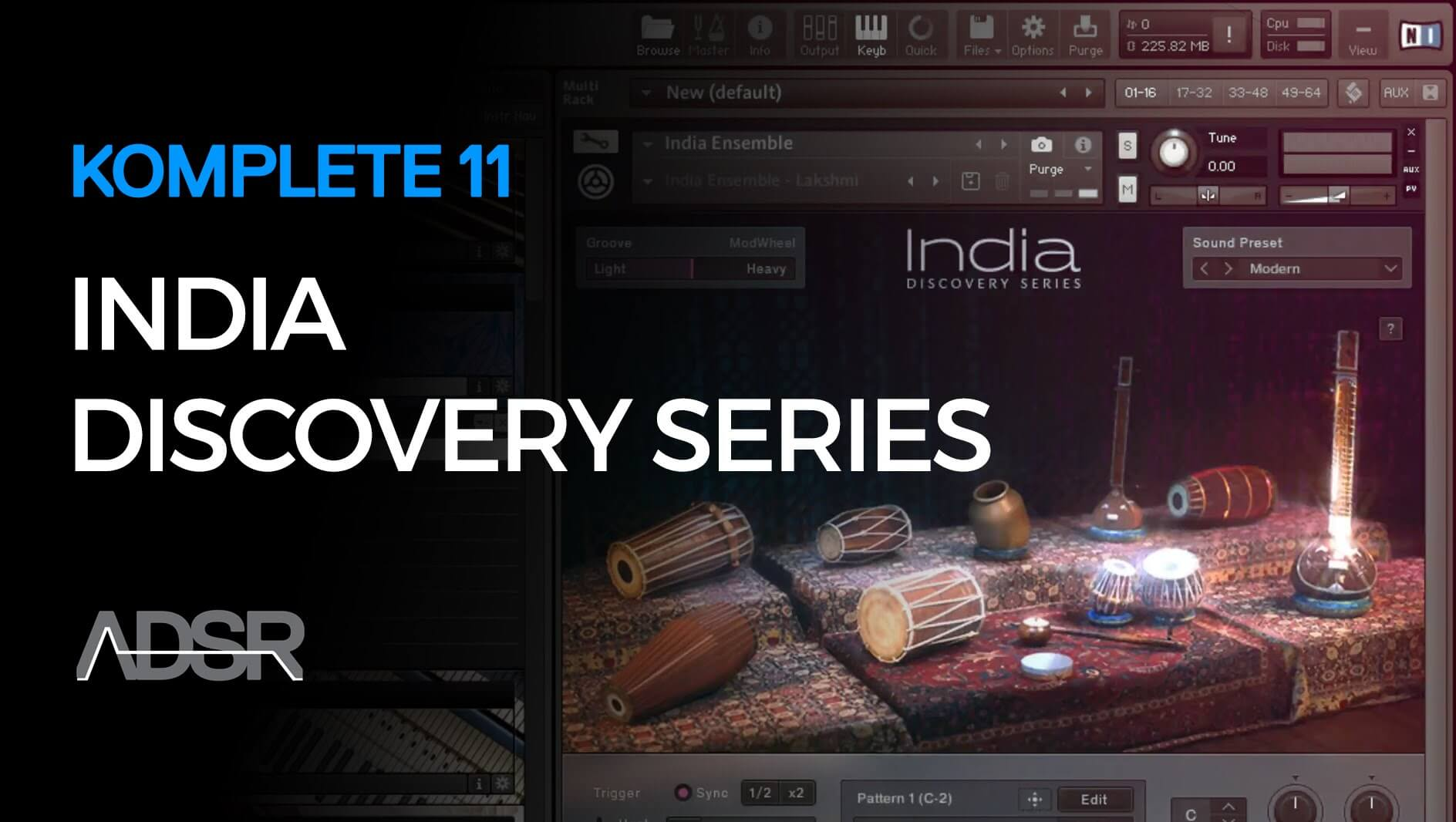 India : Discovery Series – Komplete 11