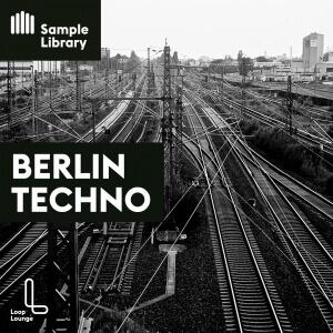Berlin Techno - Cover