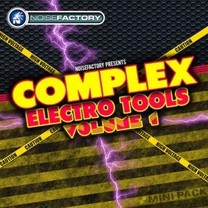 Complex Electro Tools Vol 1 - Artwork