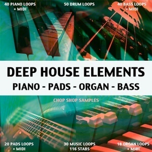 Deep House Elements 500x500
