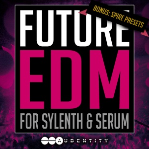 Future EDM For Sylenth & Serum
