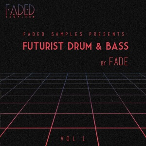 Futurist Drum & Bass artwork