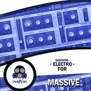 Learn How To Make A Techno Moog Bass in Massive