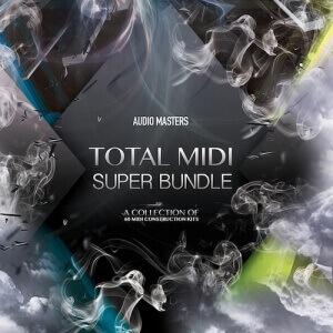 Total Midi Super Bundle - Artwork