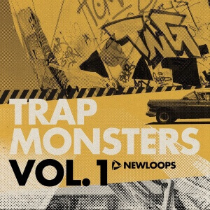 Trap Monsters 1 - 1000 x 1000
