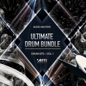 Ultimate Drum Bundle Vol 1 - Artwork