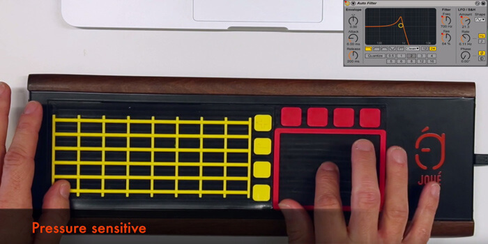 This MIDI Controller Feels Like A Real Instrument