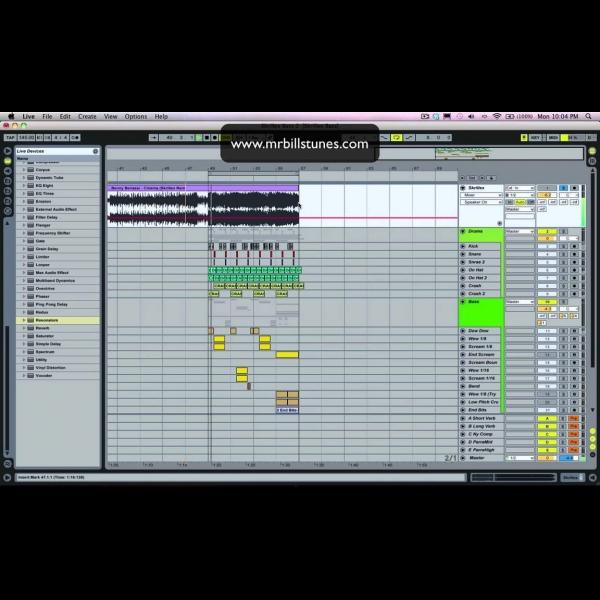 Recreating Skrillex with Mr  Bill – ADSR