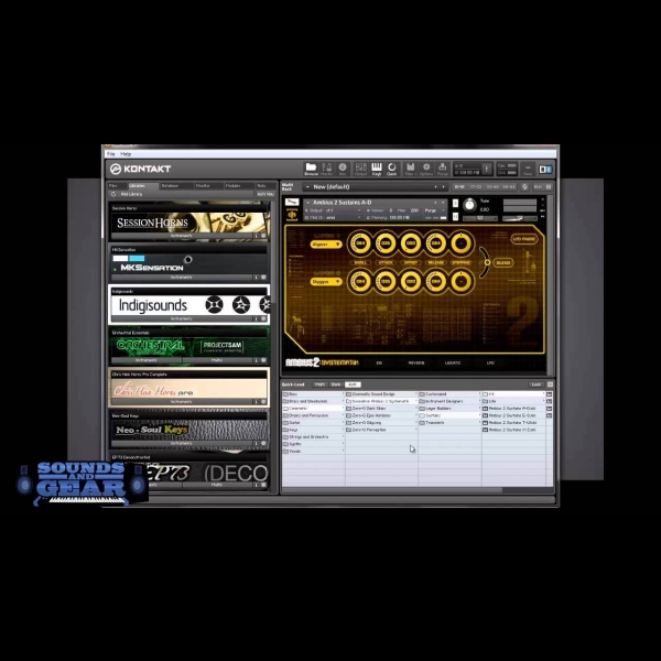Using Kontakt Quick-Load to Manage Unsupported Sample Libraries – ADSR