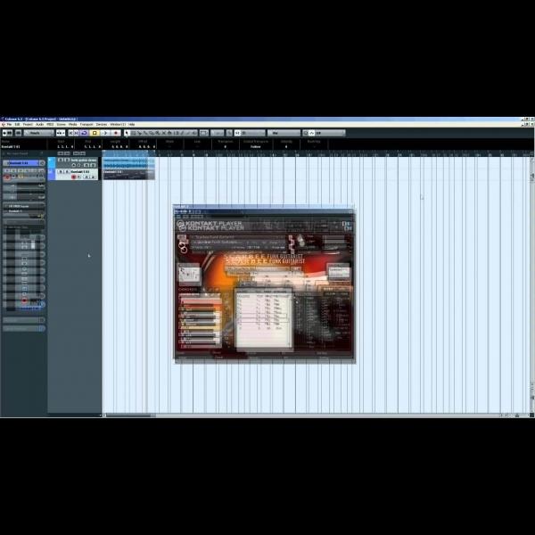 Using the Scarbee Funk Guitarist Kontakt Sample Library – ADSR