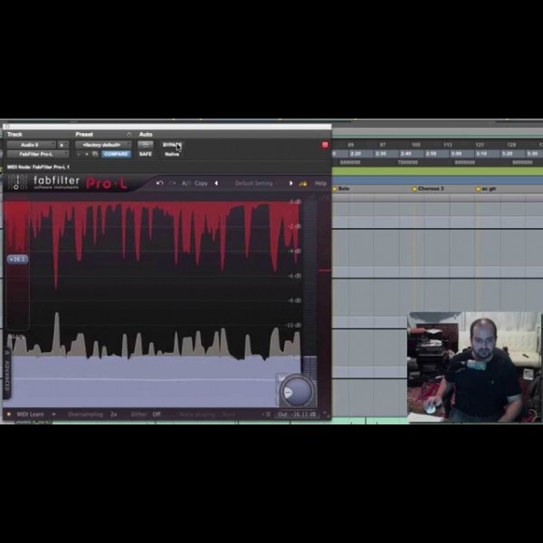 How to Set a Final Limiter for Mastering – ADSR