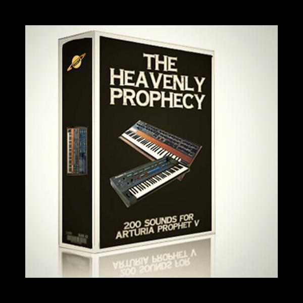 the heavenly prophecy arturia prophet v presets musicrow arturia prophet v adsr. Black Bedroom Furniture Sets. Home Design Ideas