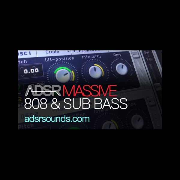 808 & Sub Bass Tips and Tricks – ADSR
