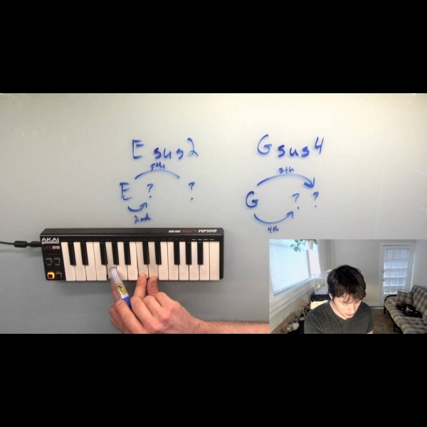 How Suspended Chords Work And Some Cool Things You Can Do With Them