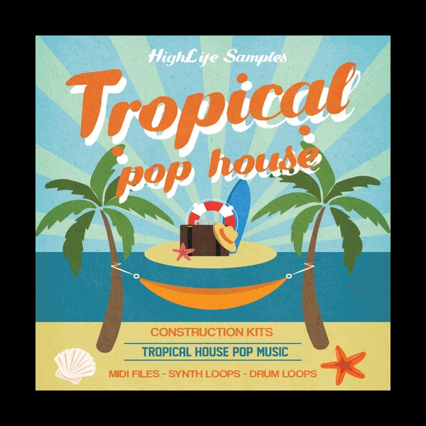 Tropical Pop House