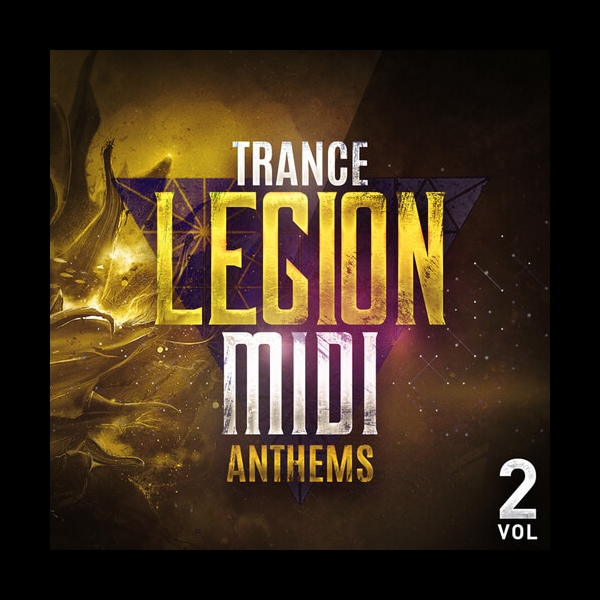 Trance Legion MIDI Anthems 2