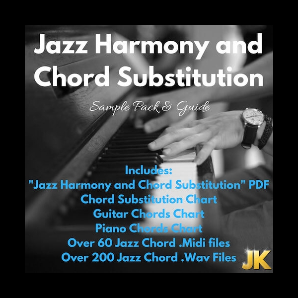 Jazz Chords - Sample Pack and Complete Guide
