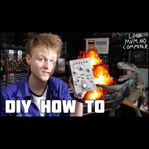 Making An Arduino DIY Drum Machine/Sequencer – ADSR