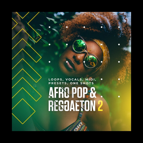 Afro Pop Reggaeton 2 Diginoiz Construction Kits Adsr