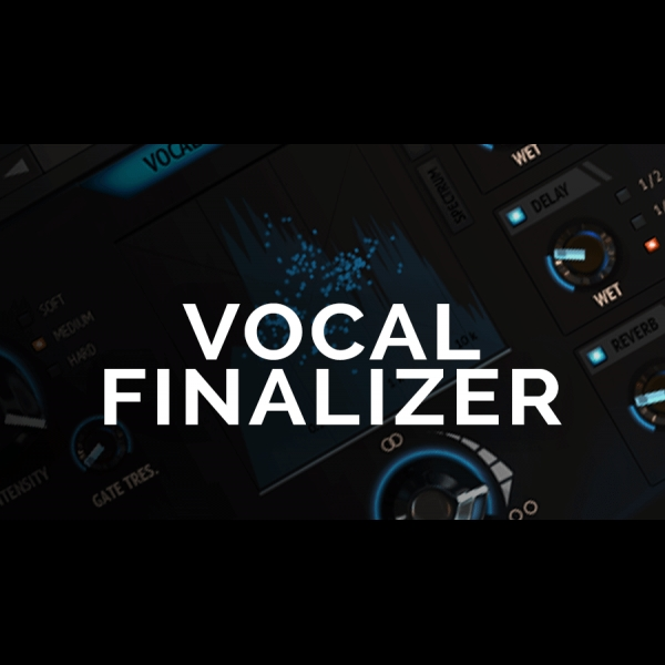 Vocal Finalizer - Quick & Easy Vocal Processing