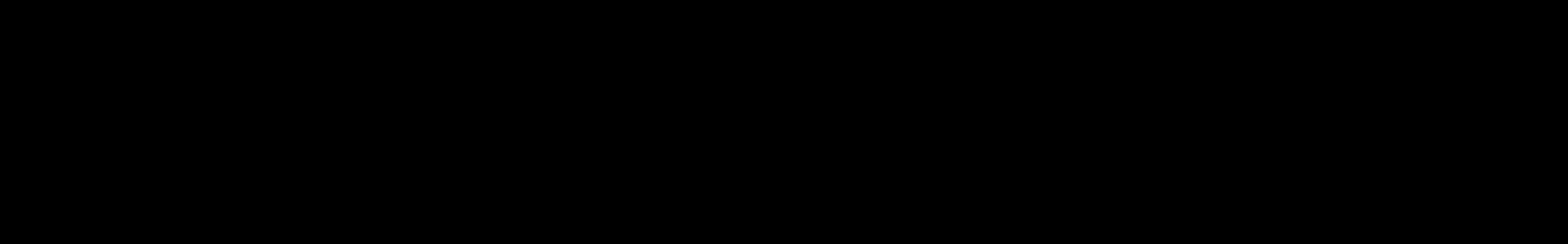 White audio waveform
