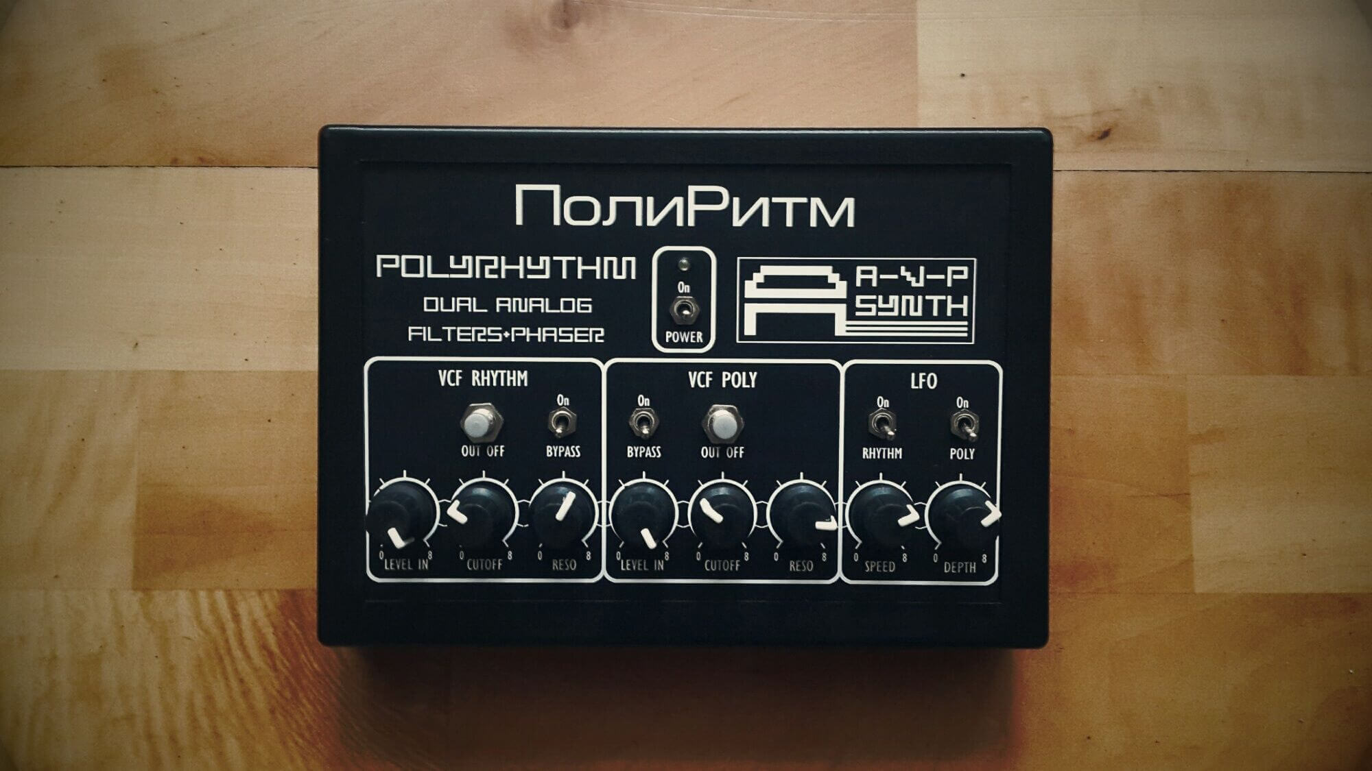 AVP Synth - (Moscow - Russia)