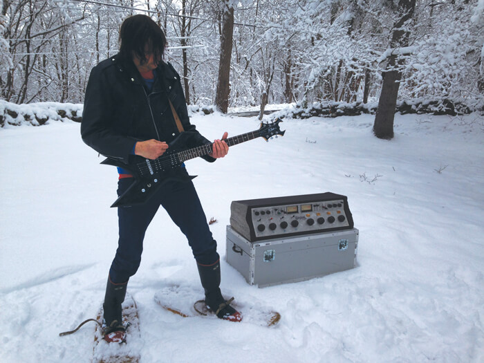 Weather Controlled Synthesizer