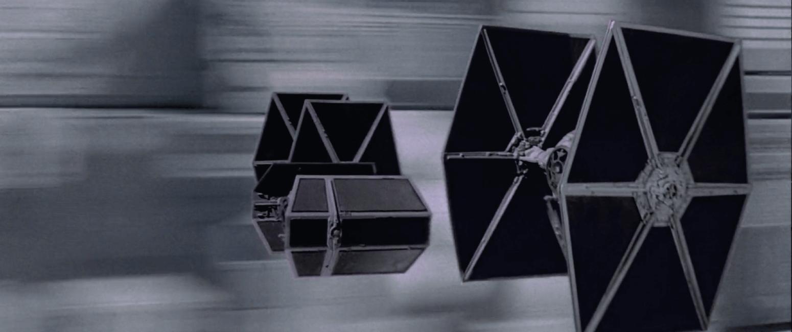 Star Wars Tie Fighters
