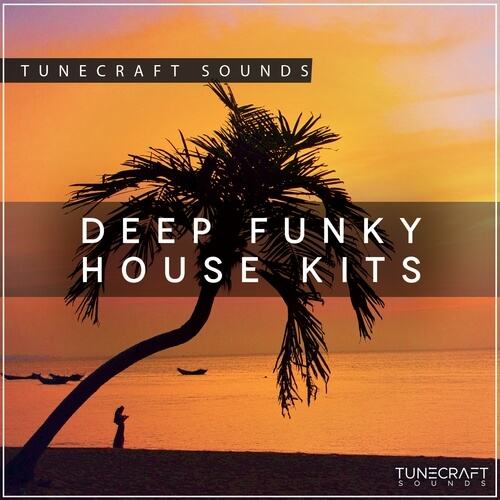 Tunecraft Deep Funky House Kits