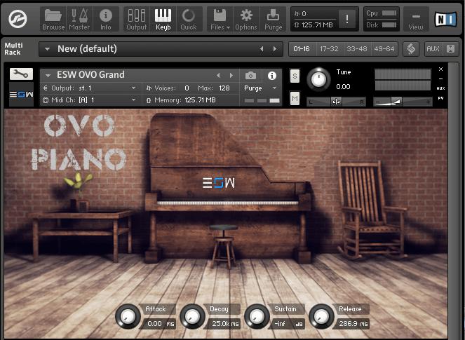 OVO Piano