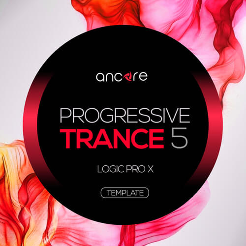 Progressive Trance 2.0 Logic Template Vol.5