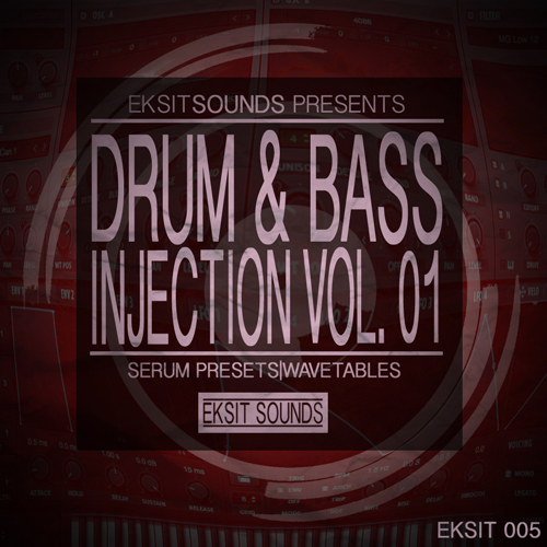 Drum & Bass Injection Vol 01
