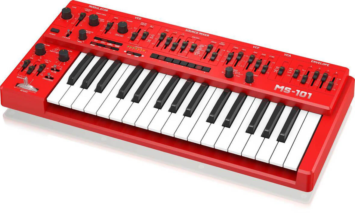 You Can Now Pre-Order The Behringer MS-101