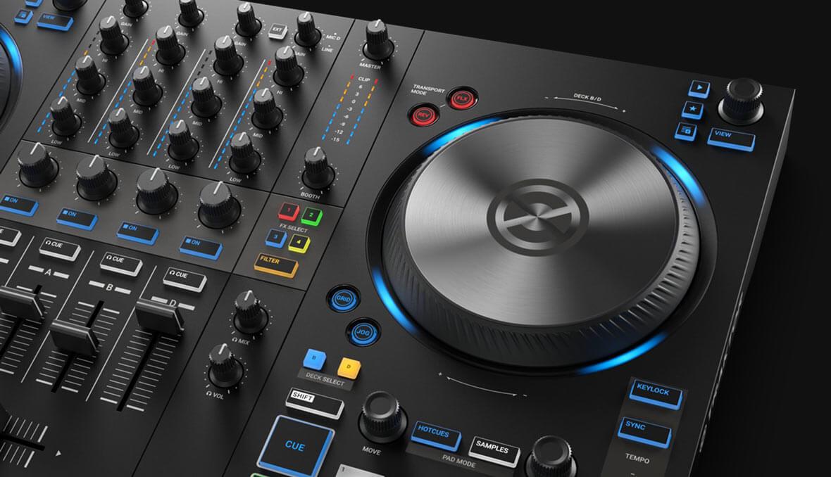 Native Instruments Announces TRAKTOR KONTROL S3