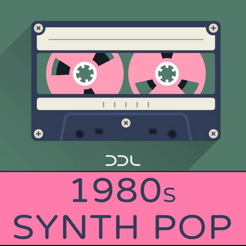 1980s Synth Pop