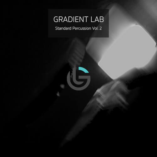 Gradient Lab Presents: Standard Percussion Vol.2