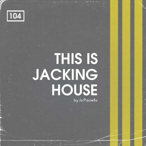 This is Jacking House by Jo Paciello